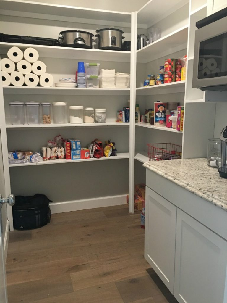 Farmhouse Kitchen And Pantry Tour With Quality Bath Our